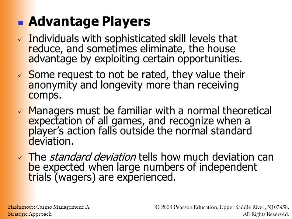 Advantage Players