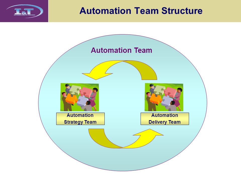 Automation Team Structure