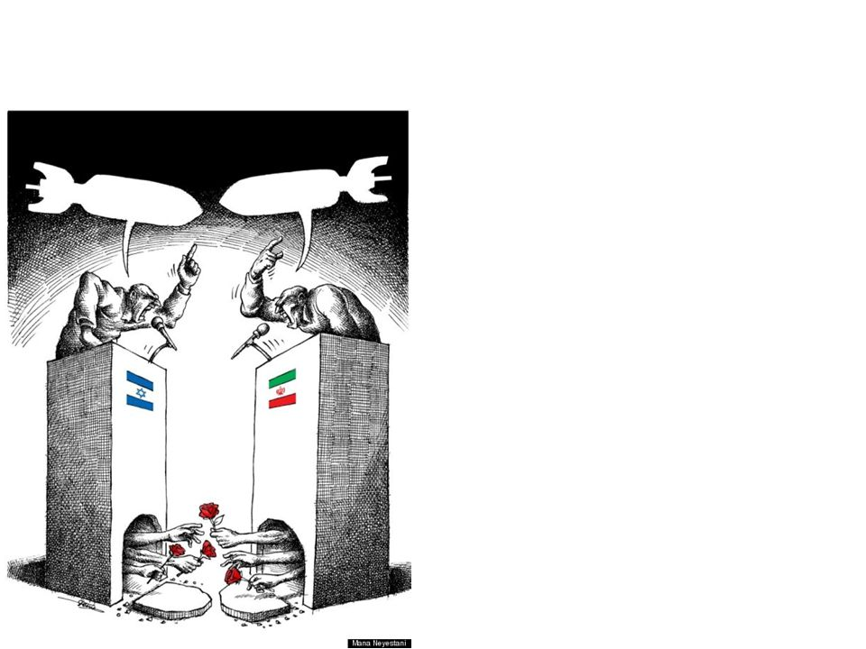 Iran vs. Israel Today Iran Threatens Israel Israeli Response