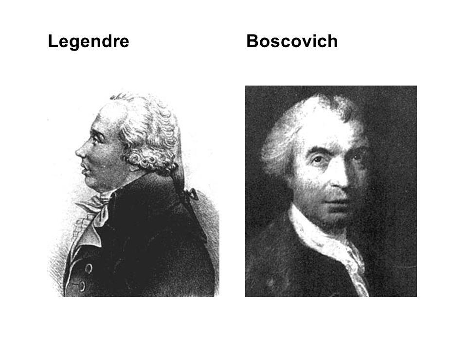 Legendre Boscovich http://www-groups.dcs.st-andrews.ac.uk/