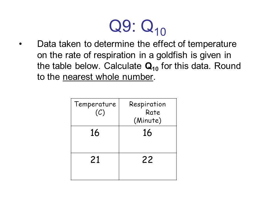 Q9: Q10