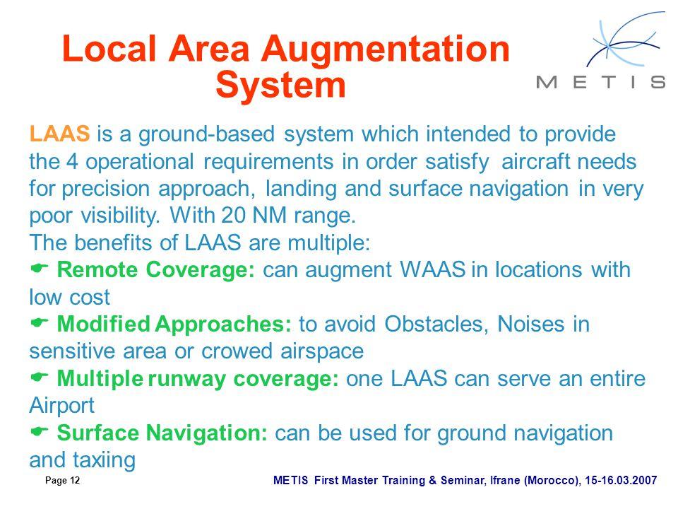 Local Area Augmentation System