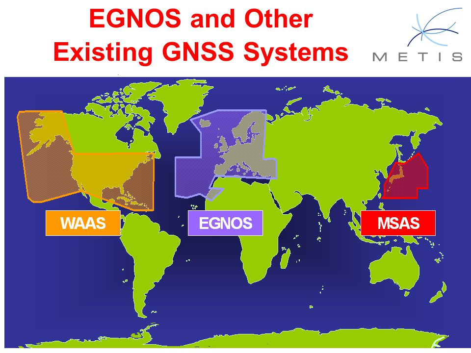 EGNOS and Other Existing GNSS Systems