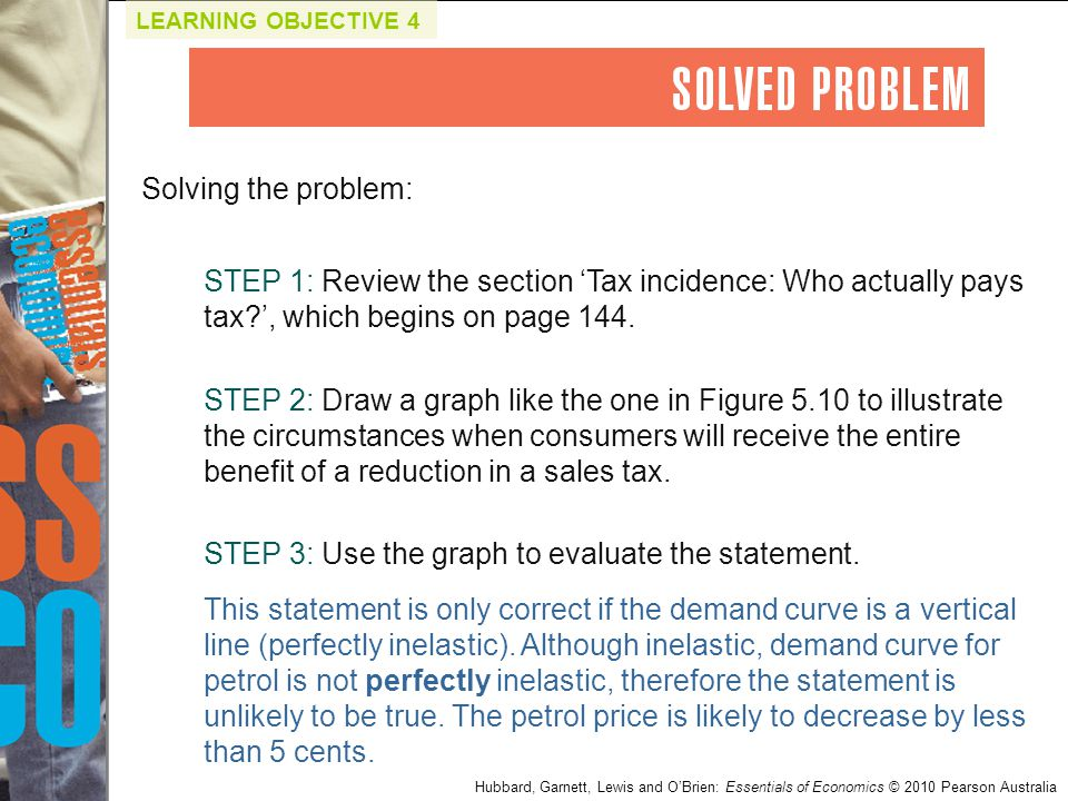 STEP 3: Use the graph to evaluate the statement.