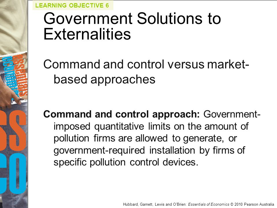 Government Solutions to Externalities