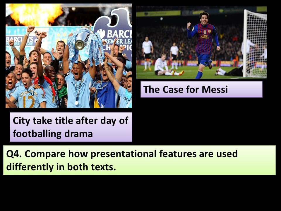 The Case for Messi City take title after day of footballing drama.