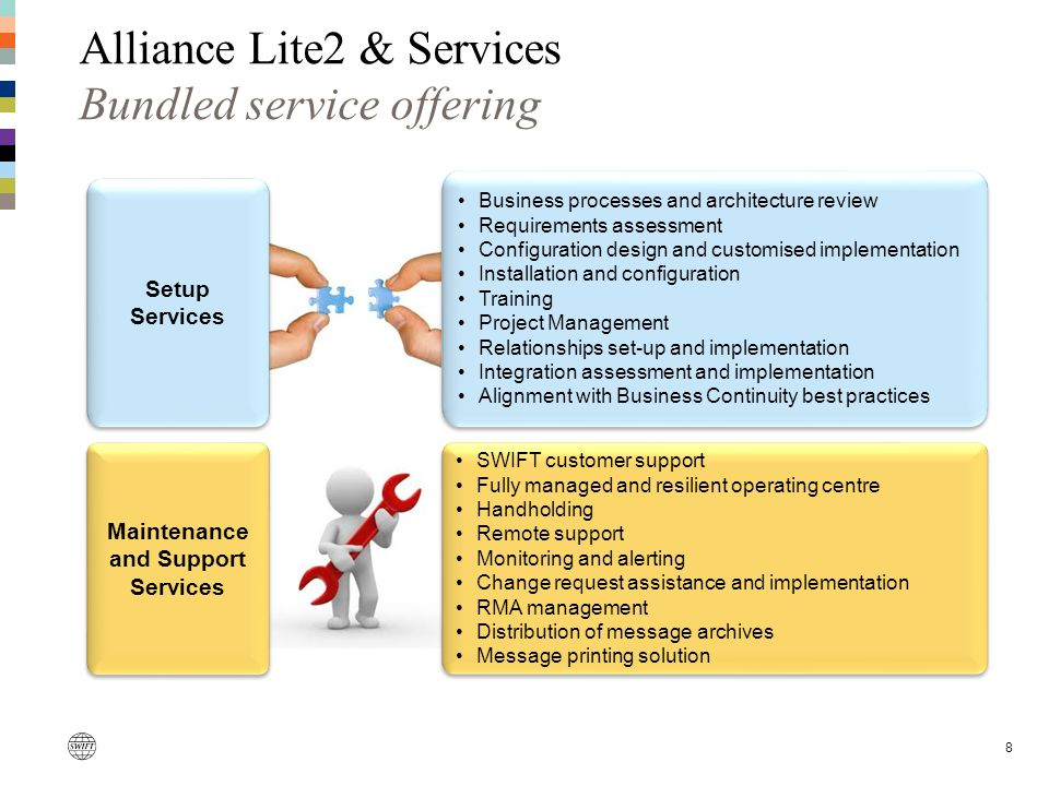 Alliance Lite2 & Services Bundled service offering