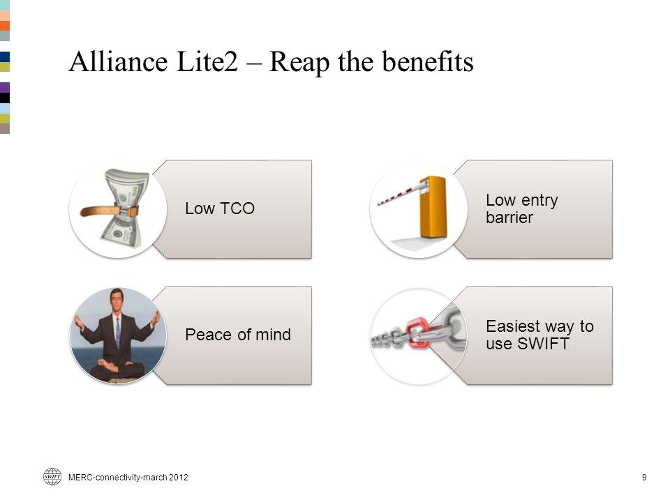 Alliance Lite2 – Reap the benefits