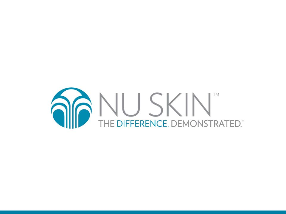 Doctor Helen Knaggs and Nu Skin Scientist, Dale Kern, thank you for sharing this information.