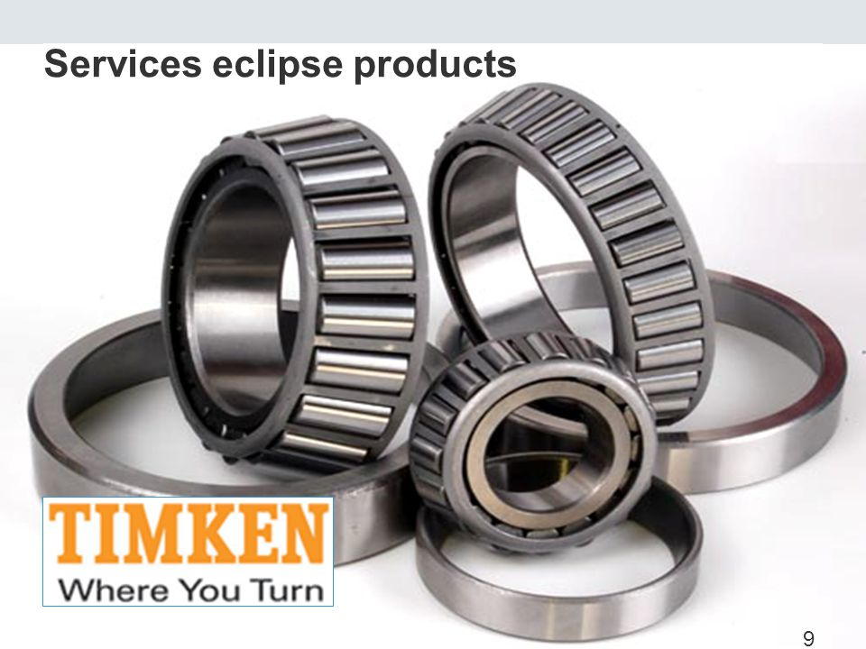 Services eclipse products