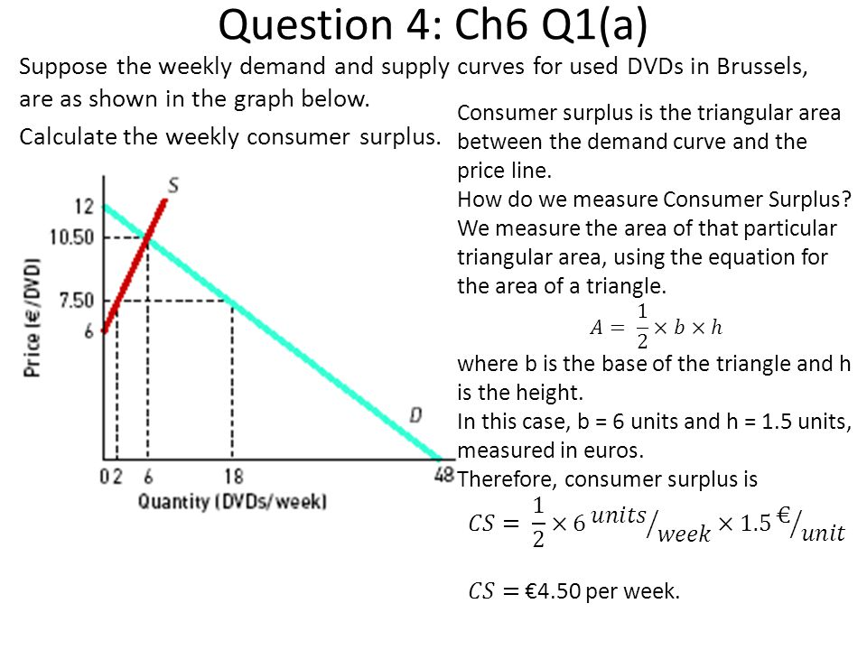 Question 4: Ch6 Q1(a)