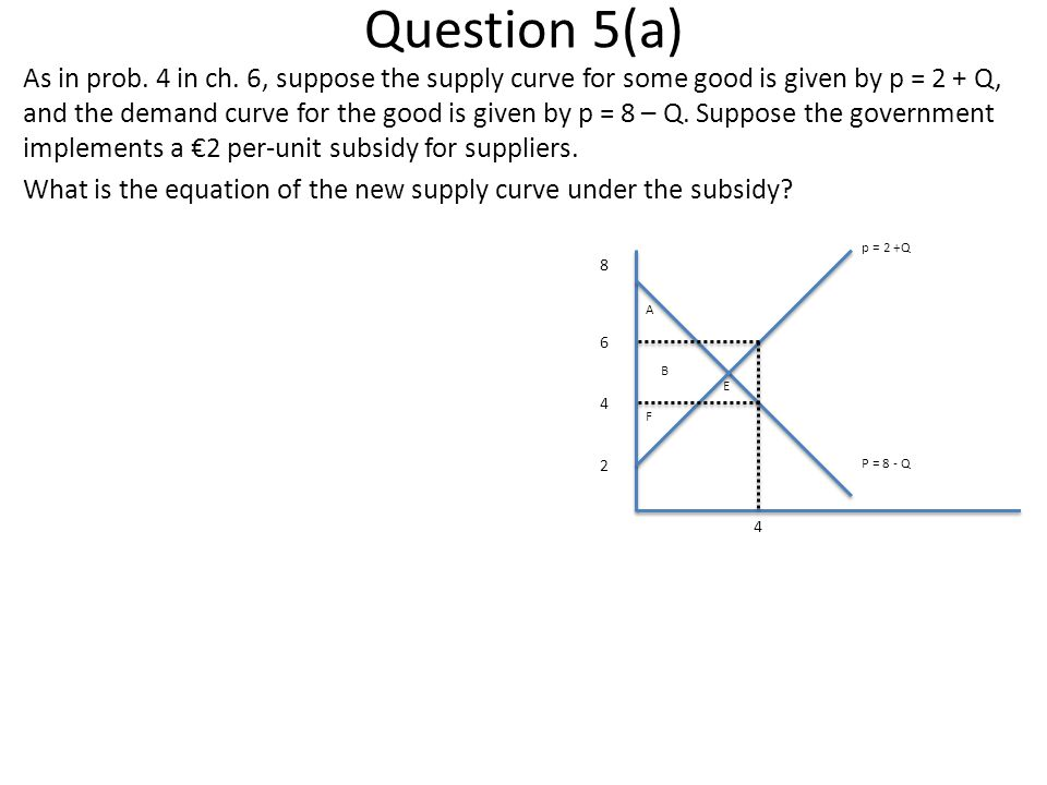 Question 5(a)