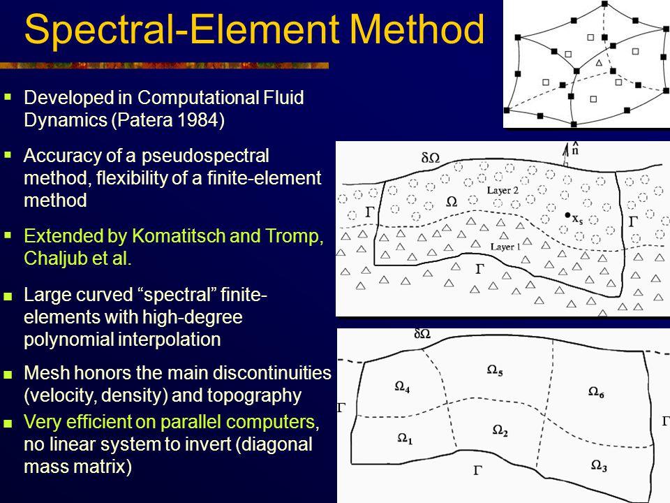 Spectral-Element Method