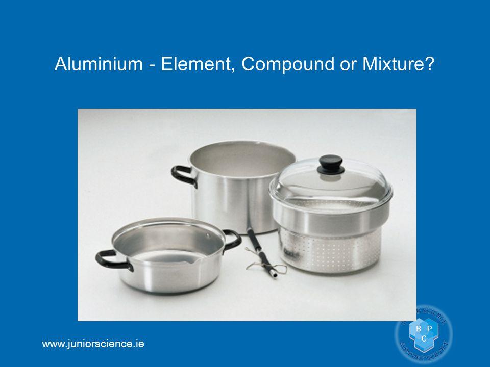 Aluminium - Element, Compound or Mixture