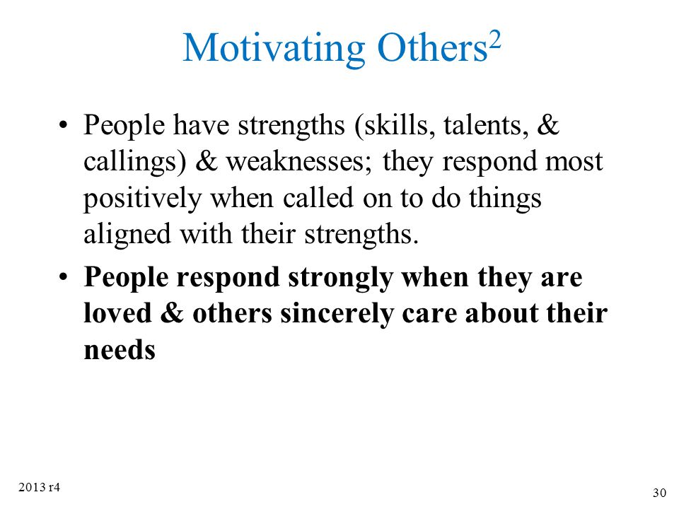 Motivating Others2