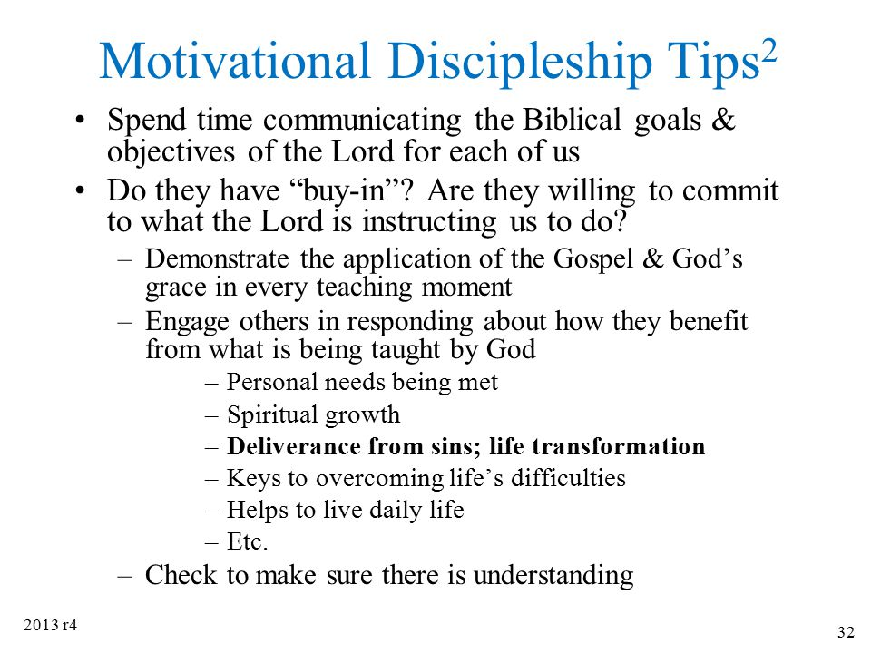 Motivational Discipleship Tips2