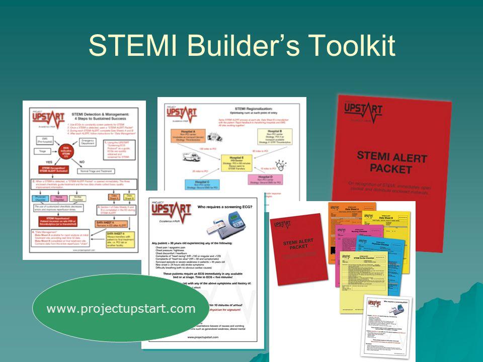STEMI Builder's Toolkit