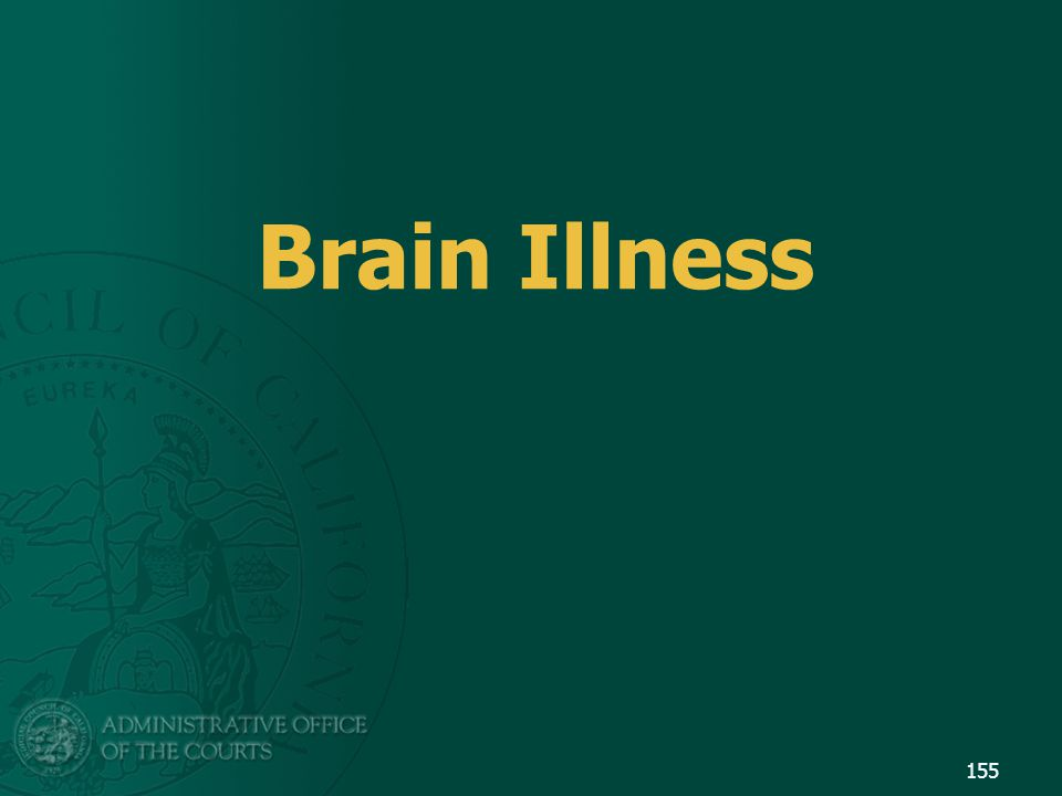 Brain Illness