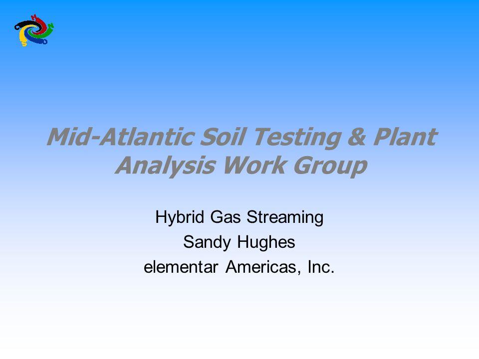 Mid-Atlantic Soil Testing & Plant Analysis Work Group