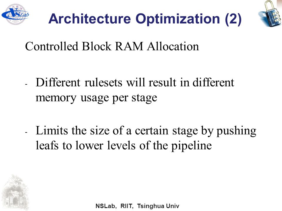 Architecture Optimization (2)