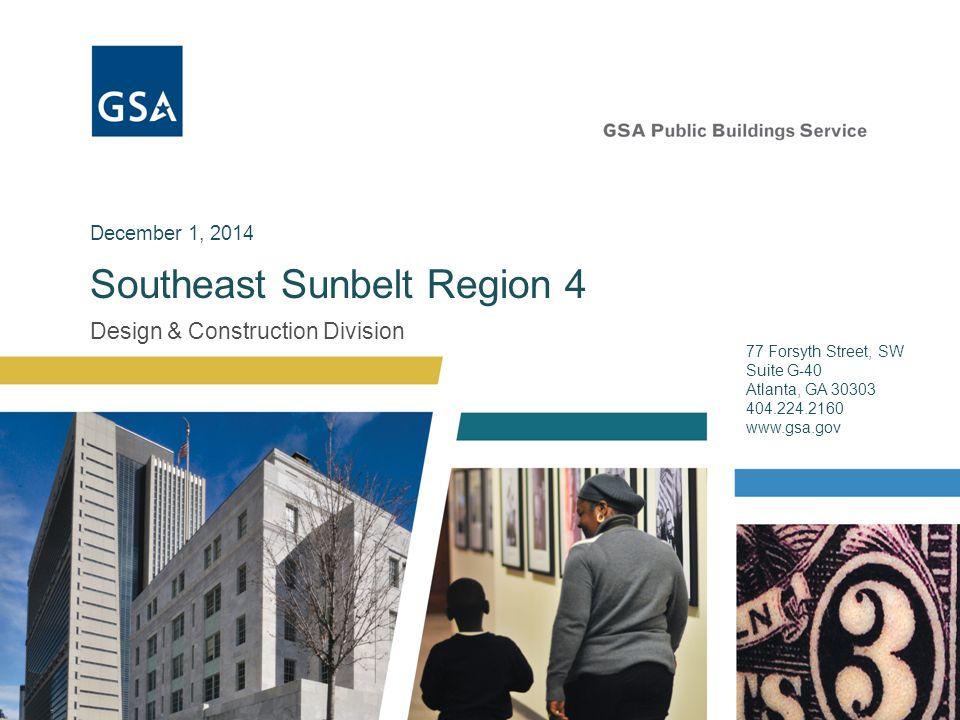 Southeast Sunbelt Region 4