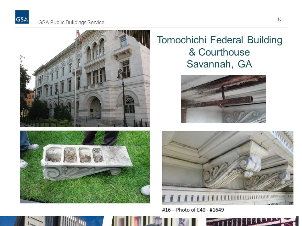 Tomochichi Federal Building & Courthouse