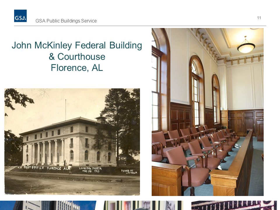 John McKinley Federal Building & Courthouse