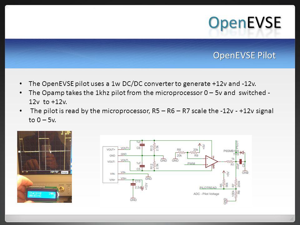 OpenEVSE OpenEVSE Pilot