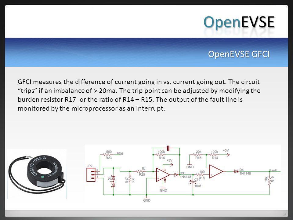 OpenEVSE OpenEVSE GFCI