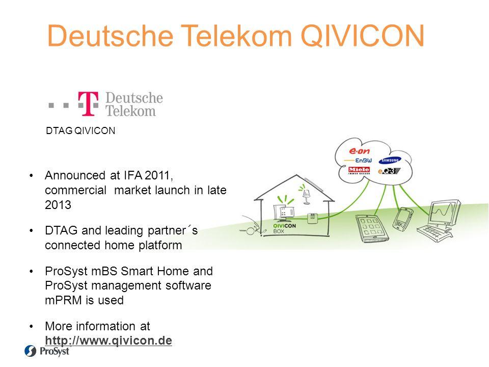 Deutsche Telekom QIVICON