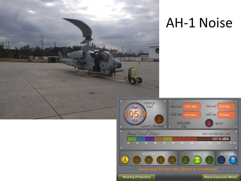 AH-1 Noise