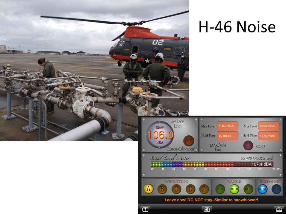 H-46 Noise