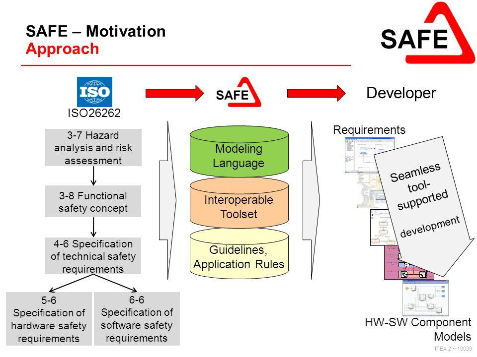 SAFE – Motivation Approach