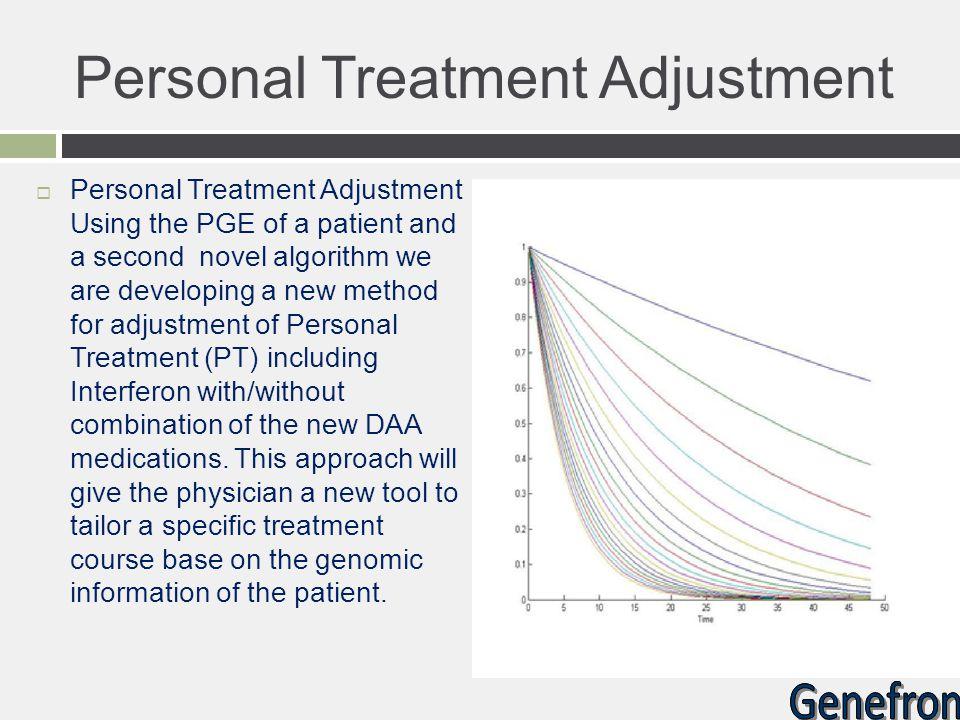 Personal Treatment Adjustment