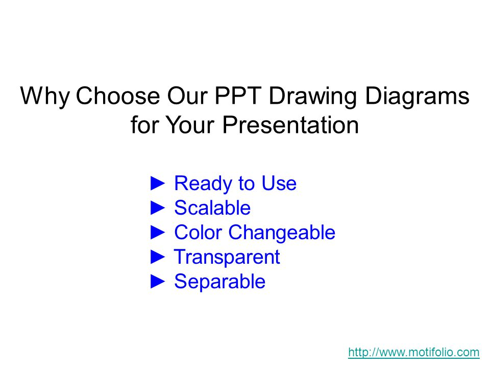 Why Choose Our PPT Drawing Diagrams
