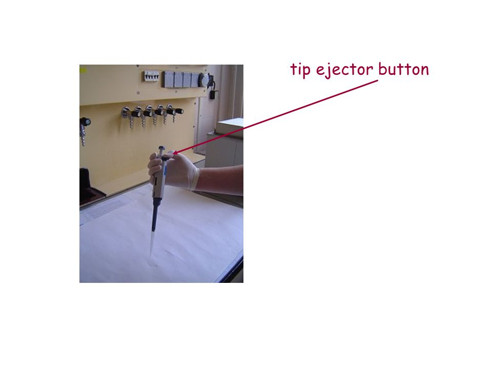 tip ejector button