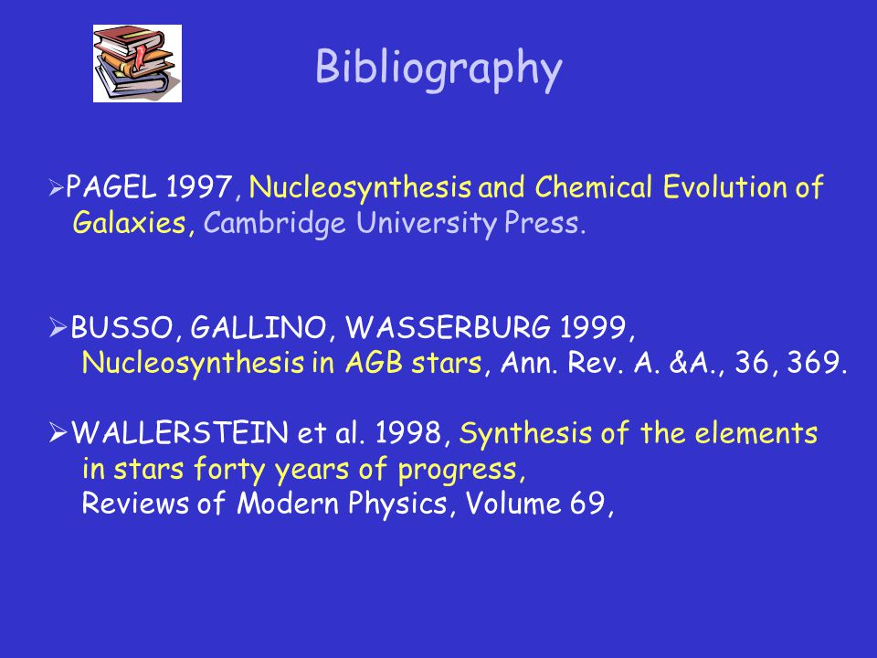 Bibliography Galaxies, Cambridge University Press.
