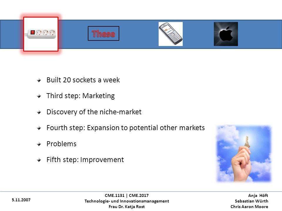 Technologie- und Innovationsmanagement