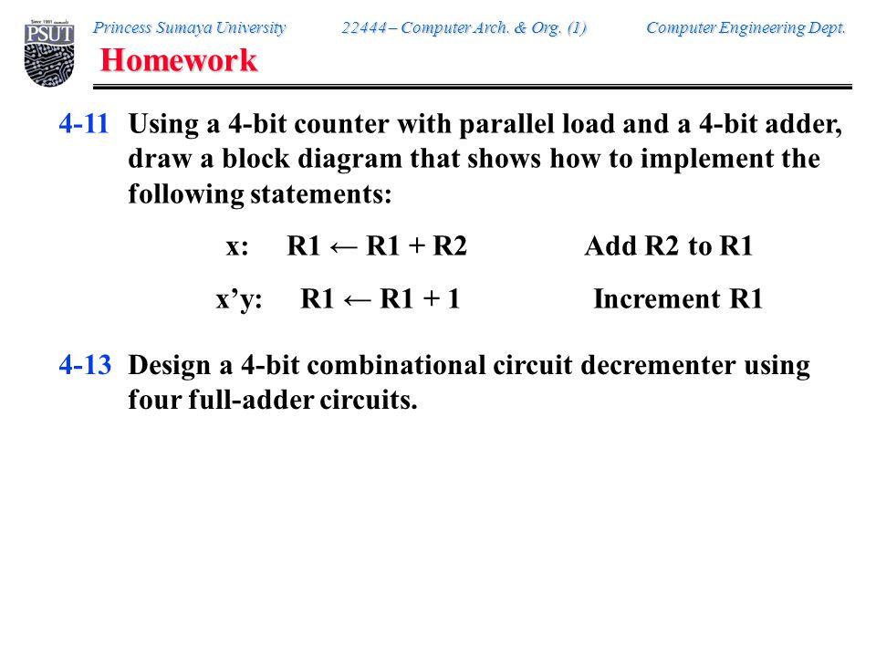 Homework 4-15.