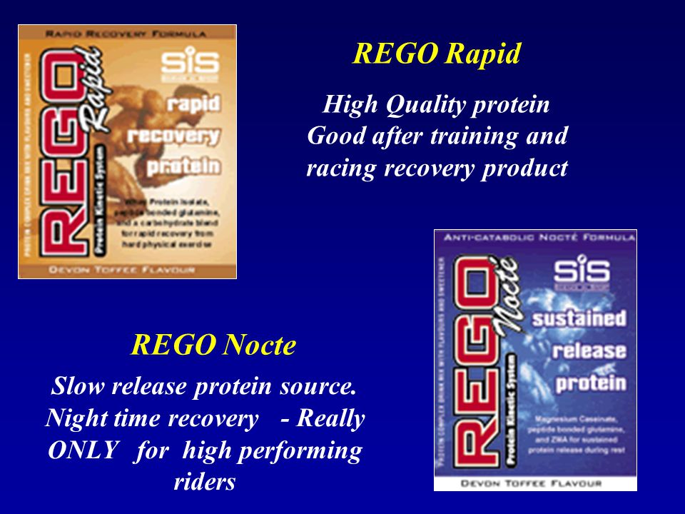High Quality protein Good after training and racing recovery product