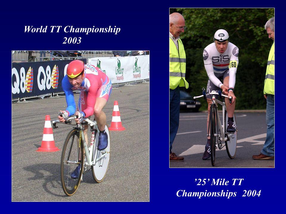 '25' Mile TT Championships 2004