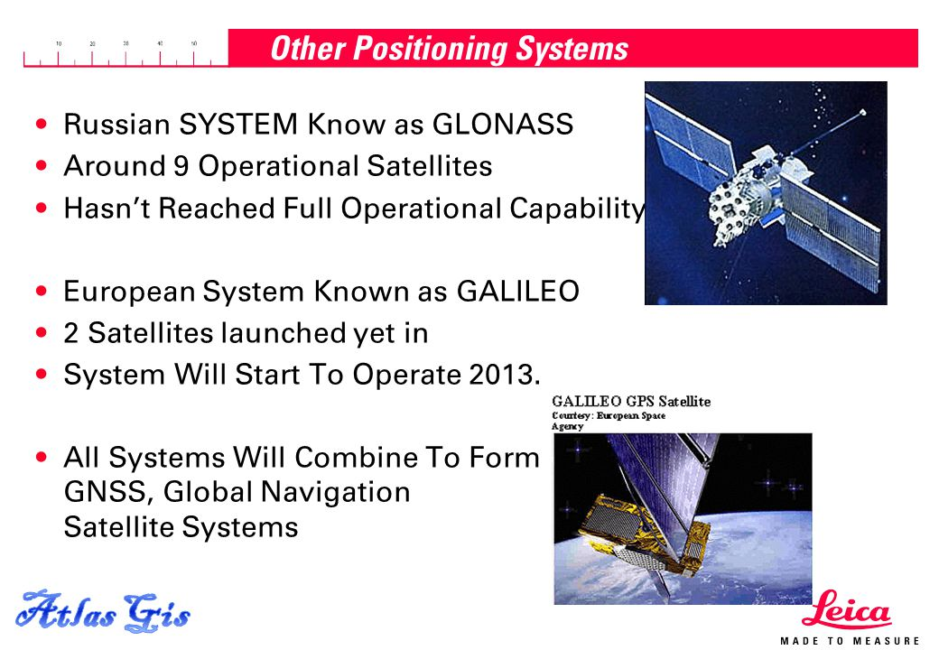 Other Positioning Systems