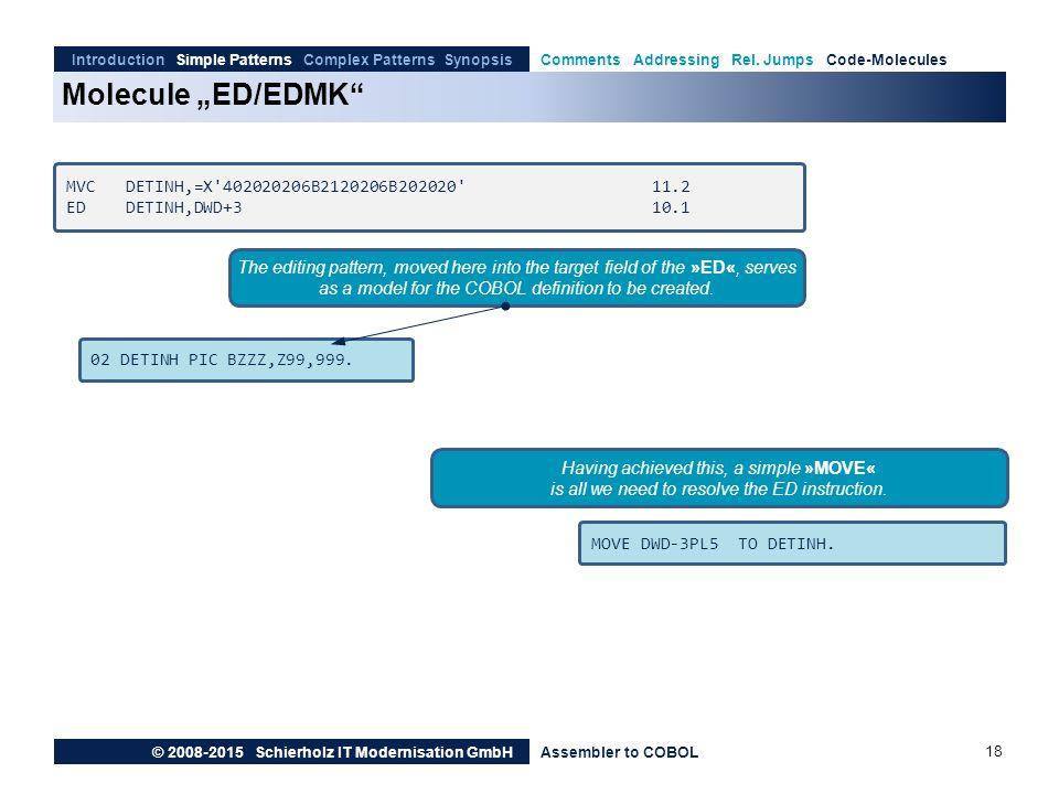 "Molecule ""ED/EDMK MVC DETINH,=X 402020206B2120206B202020 11.2"