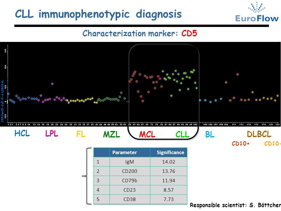 Characterization marker: CD5