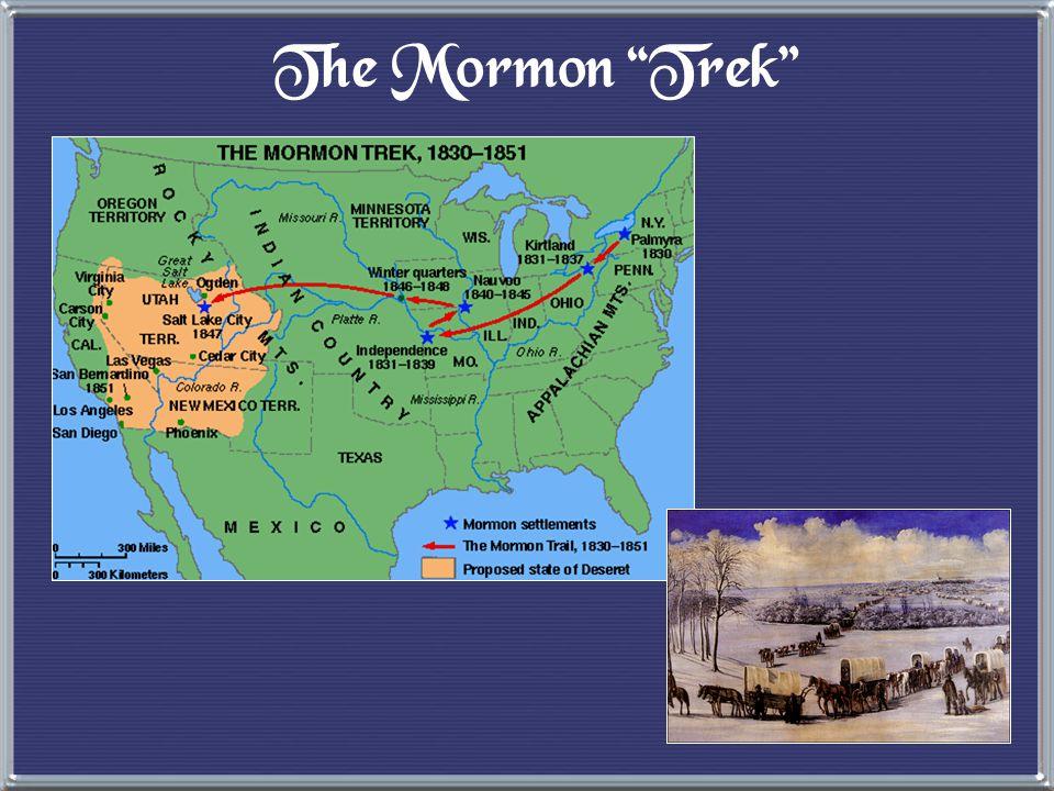 The Mormon Trek