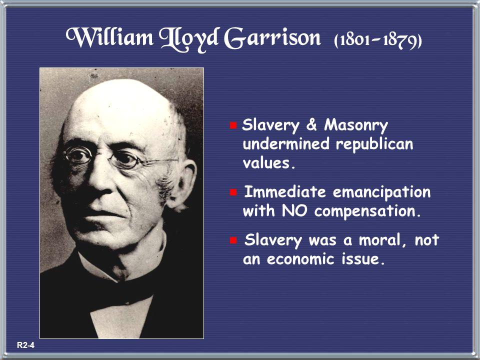 William Lloyd Garrison (1801-1879)