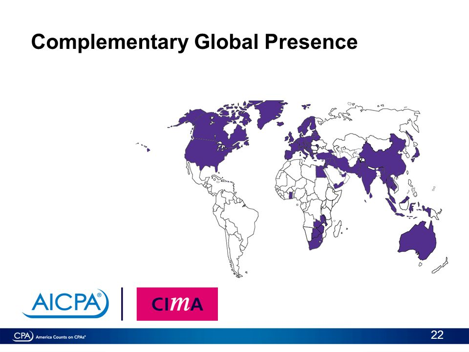 Complementary Global Presence