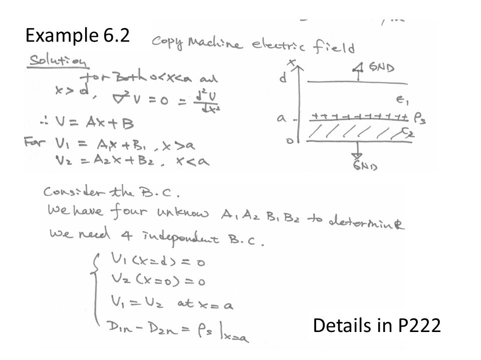Example 6.2 Details in P222