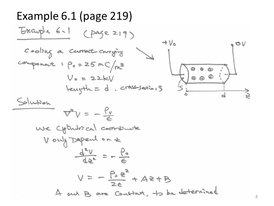 Example 6.1 (page 219)
