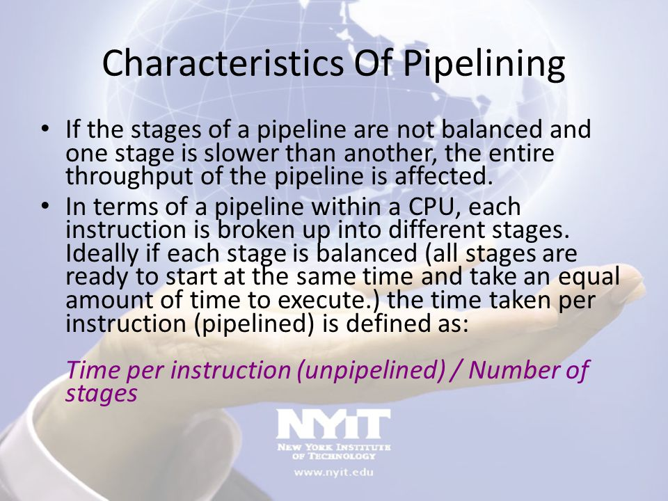 what is instruction pipelining